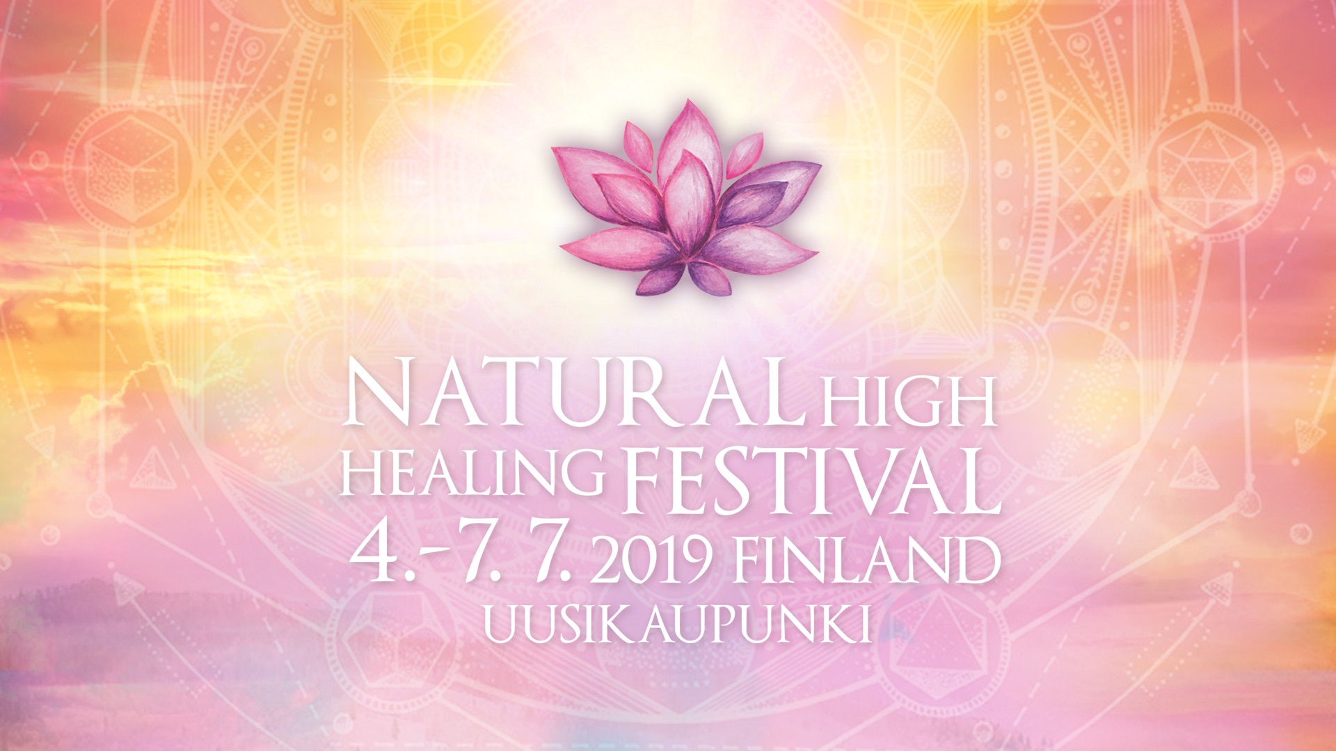 Natural High Healing Festival in Finland