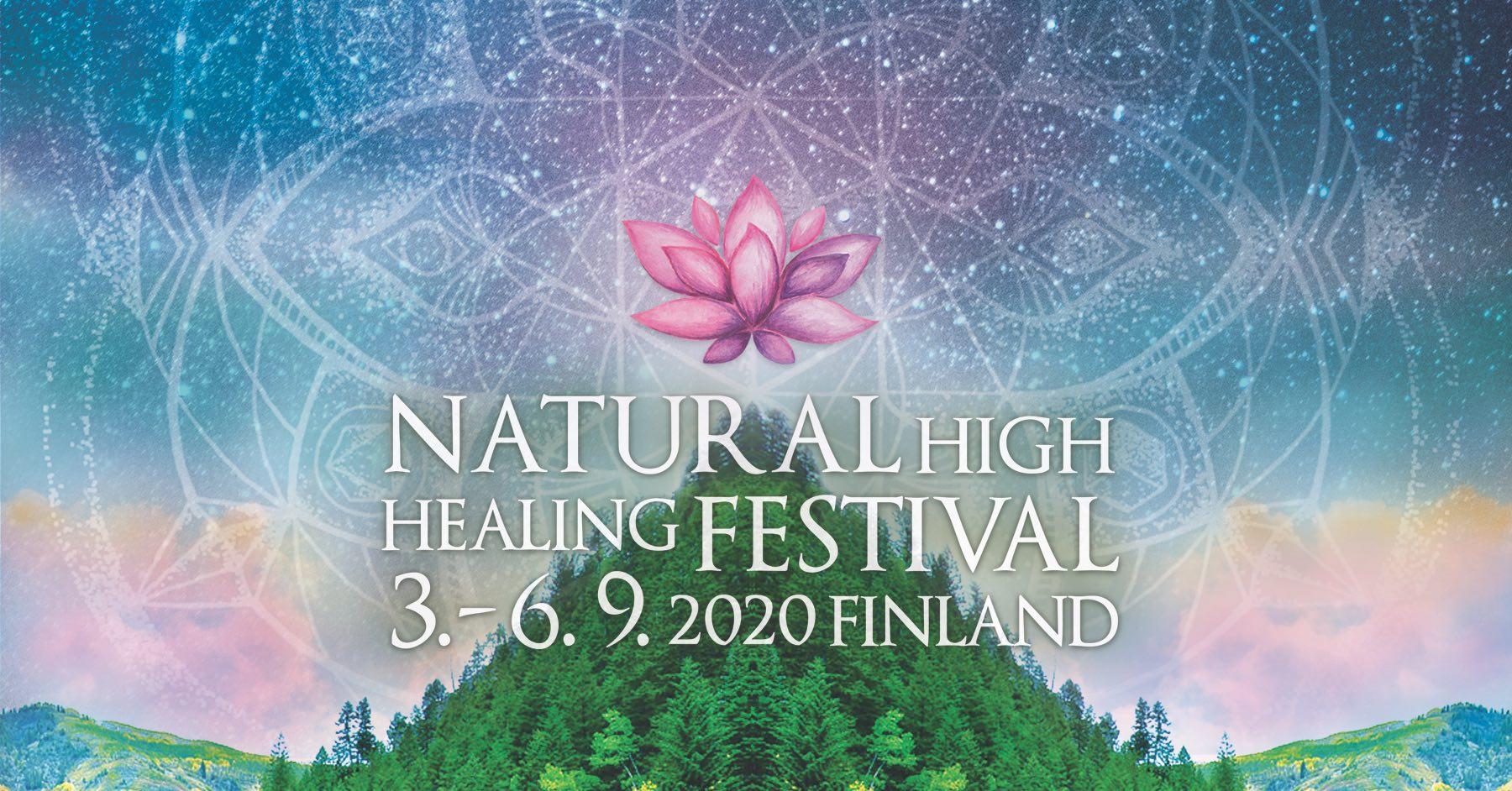 Natural High Healing Festival 2020